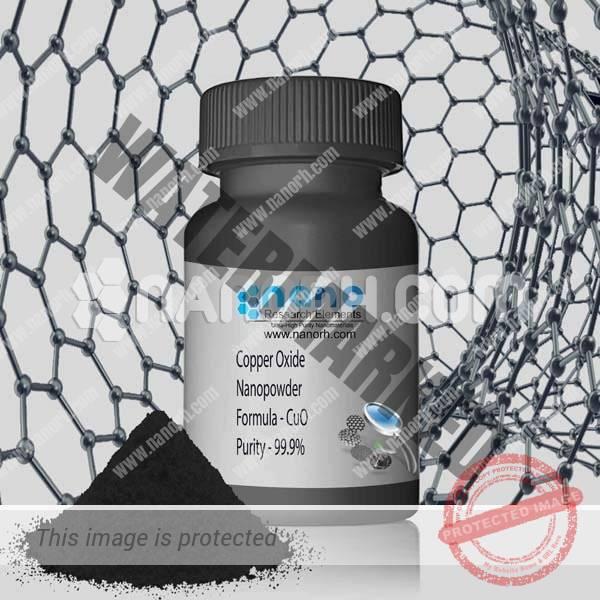Copper Oxide (CuO) Nanopowder / Nanoparticles (CuO, 99