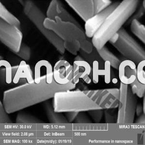 Copper Oxide Nanorods