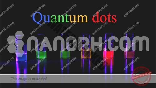 CdSeS ZnS Quantum Dot