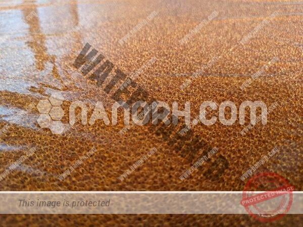 Metallic Copper Foamposite