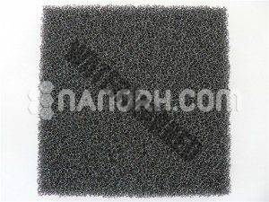 Reticulated Vitreous Carbon Foam