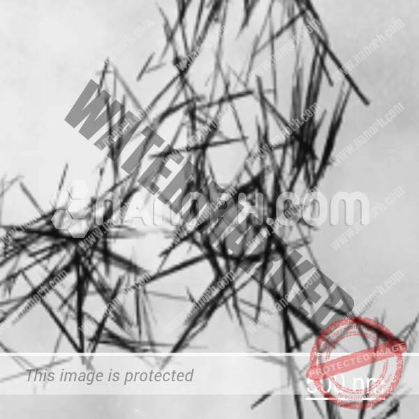Rhodium Nanorods