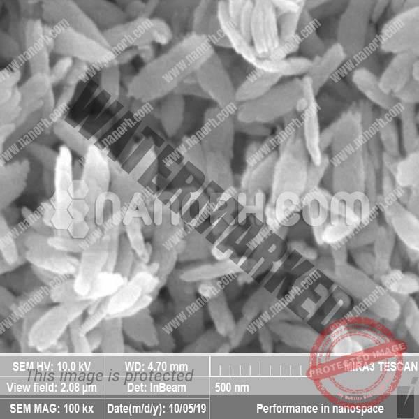 Zirconium Nanorods
