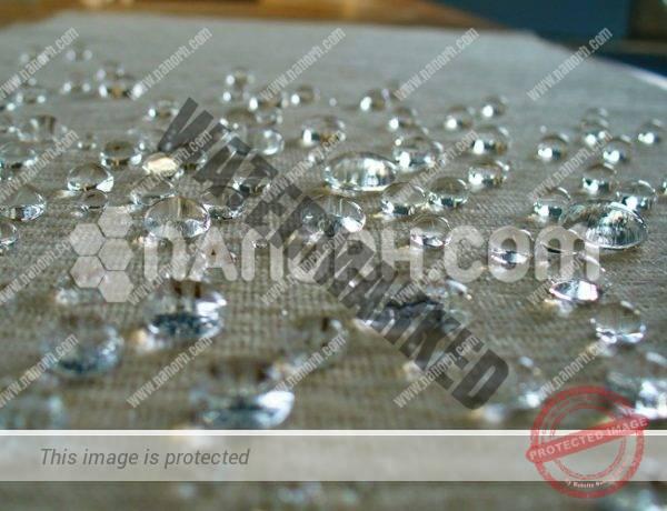 Non Toxic Hydrophobic Coating