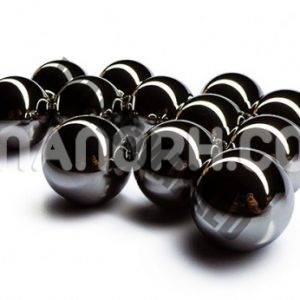 Steel E52100 Balls