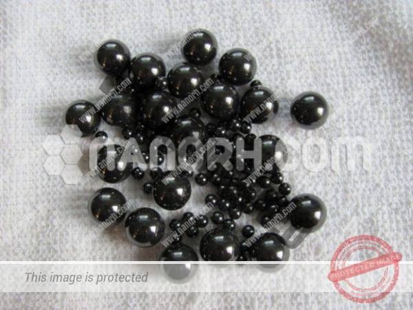 Silicon Nitride Balls
