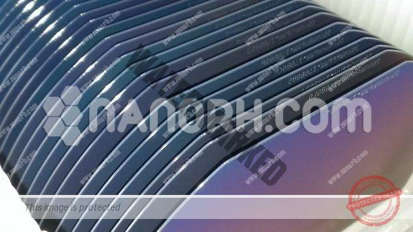 Heavily Doped Silicon Wafer