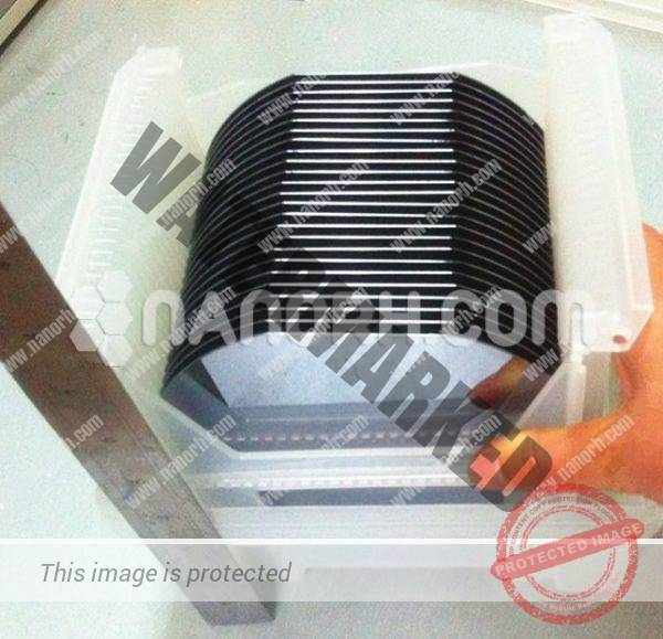 Silicon Wafer N Type DSP (2″)