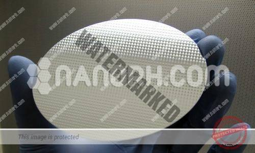 Silicon Wafer N Type SiO2