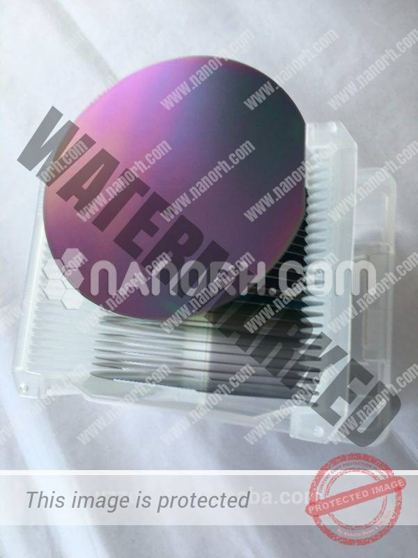 DSP Silicon Wafer P Type