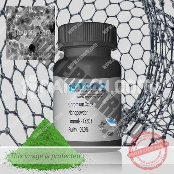 Chromium Oxide Nanopowder