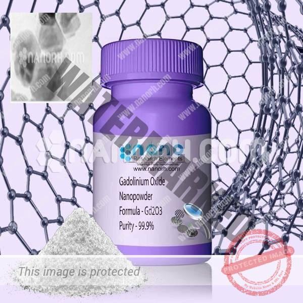 Gadolinium Oxide Nanoparticles