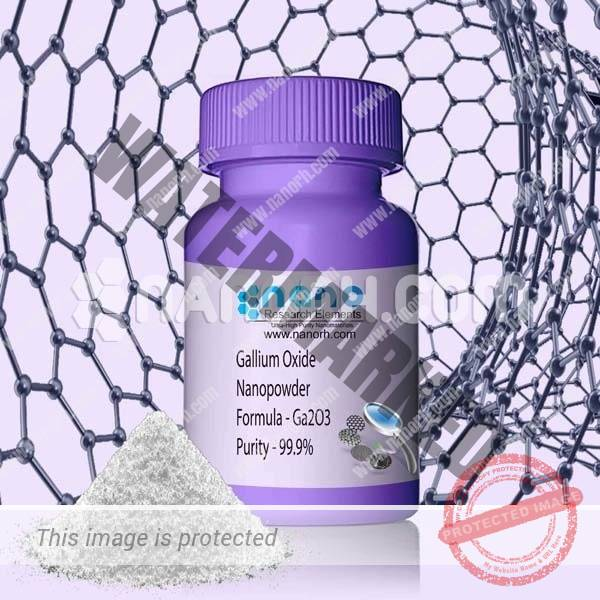 Gallium Oxide Nanoparticles