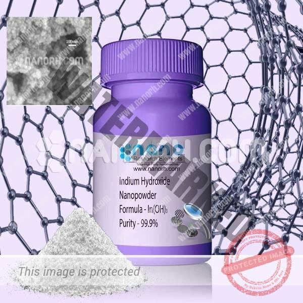 Indium Hydroxide Nanopowder