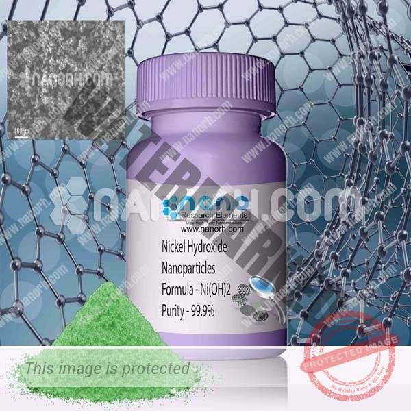 Nickel Hydroxide Nanoparticles