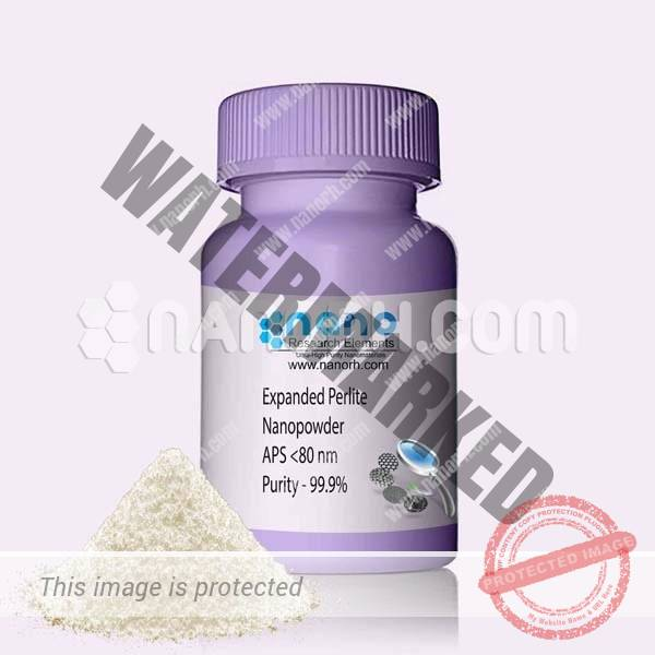 Expanded Perlite Nanoparticles