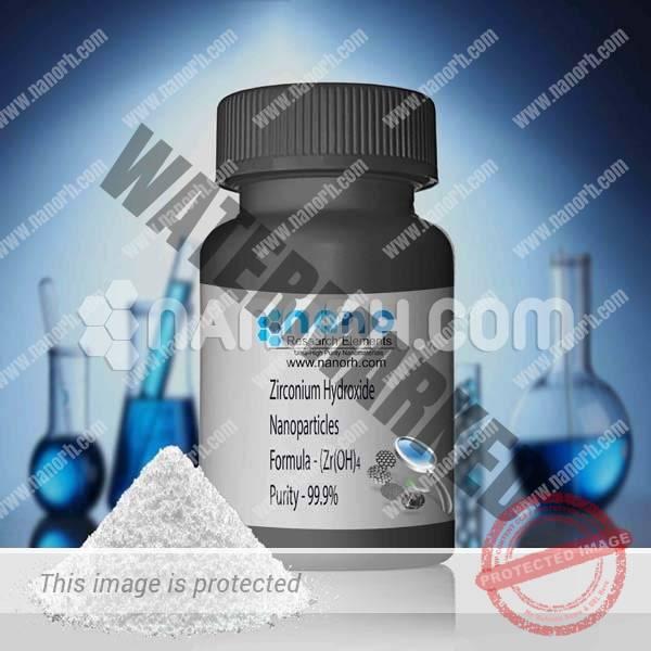 Zirconium Hydroxide Nanoparticles