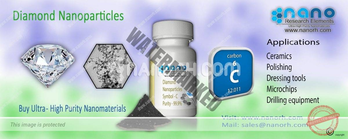 Diamond Nanoparticles