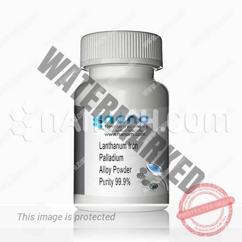 Lanthanum Iron Palladium Alloy Powder
