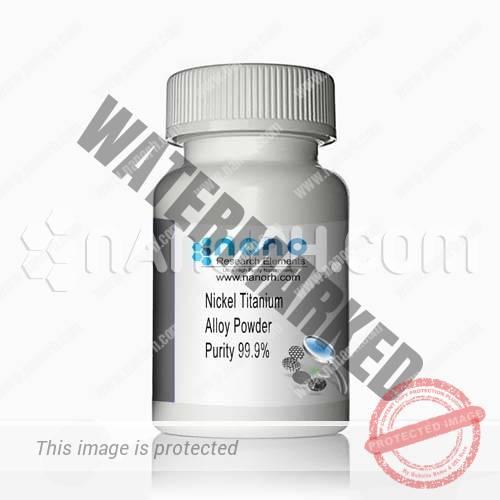 Nickel Titanium Alloy Powder