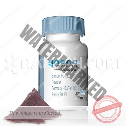 Barium Ferrite Powder