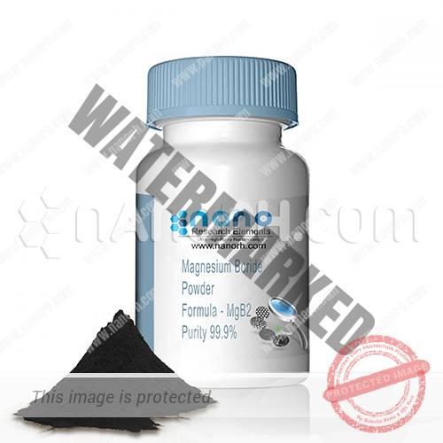 Magnesium Boride Nanoparticles