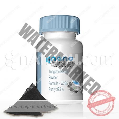 Tungsten Boride Nanoparticles