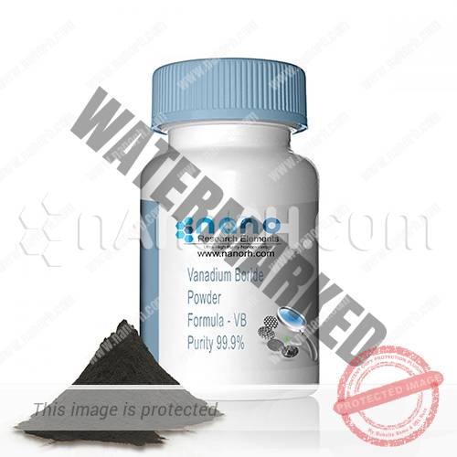 Vanadium Boride Nanoparticles