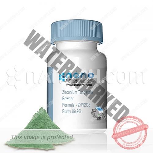 Zirconium Tungstate Powder