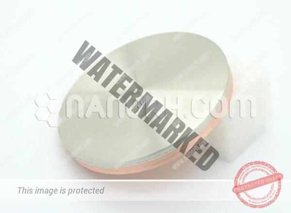 Nickel Copper Alloy Sputtering Target