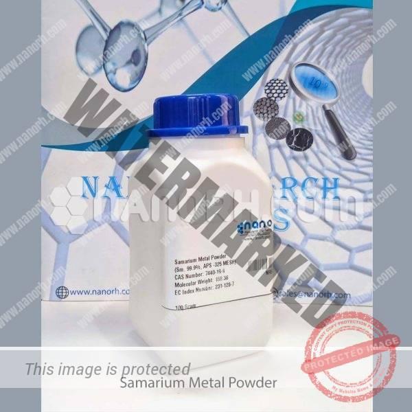 Samarium Metal Powder