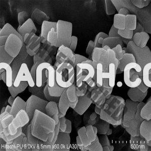 Lithium Fluoride Nanoparticles