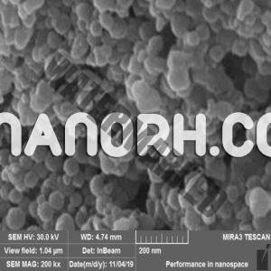 Iron Doped Calcium Sulfide Nanoparticles