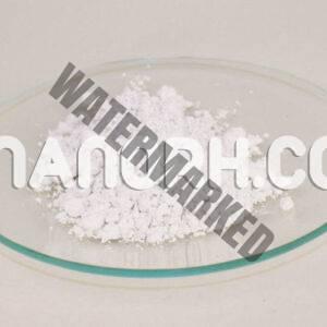 Strontium Tungstate Nanoparticles