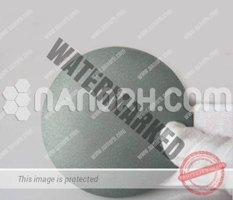 Tungsten Sulphide Sputtering Target